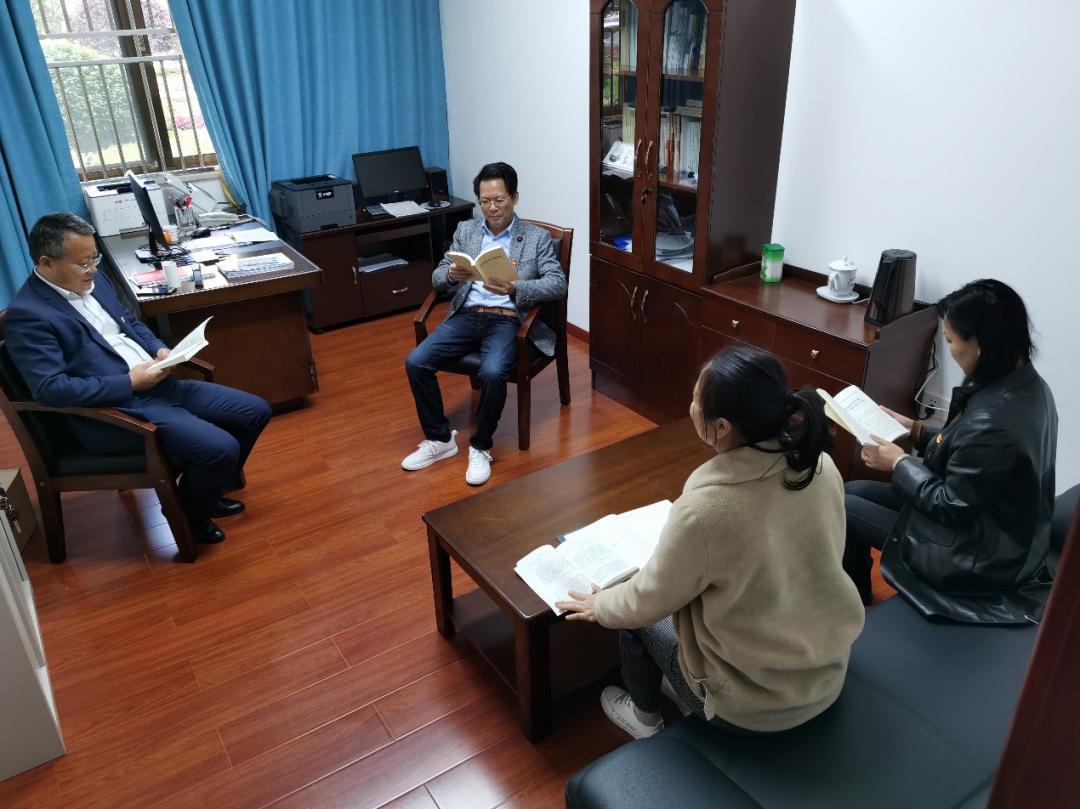 湖南中华职教社办公室支部