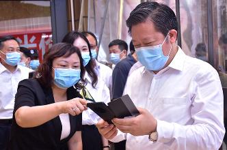 """护航""""端午"""",刘志仁检查节日疫情防控、食品安全工作"""
