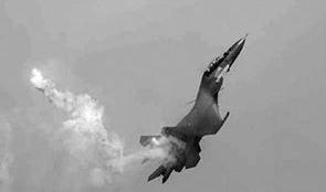 """试飞员普加乔夫的""""眼镜蛇机动"""""""