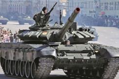 """俄最先进坦克将 """"落户""""千岛群岛"""