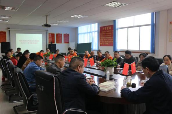 湘西高新区两新党委组织开展党史学习教育集中宣讲