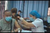 《我为群众办实事》为70岁以上老年人接种新冠疫苗开放绿色通道