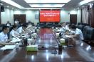 市委派驻鹤城区第六次党代会现场督导组见面会召开