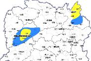 湖南發布山洪災害預警,這些地區要注意防范