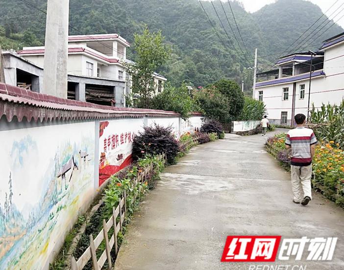 干净整洁的村道文化墙1.jpg