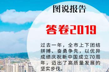 图说报告 | 答卷2019:亚洲城娱乐手机登录入口《政府工作报告》中的成绩单,请您阅卷