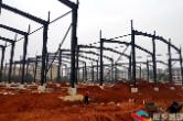 湘乡这个投资1.12亿的项目一期有望11月中旬竣工
