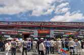 """【决战""""双过半""""】巨强科技一号窑生产线升级复产 预计新增年产值1.8亿元"""