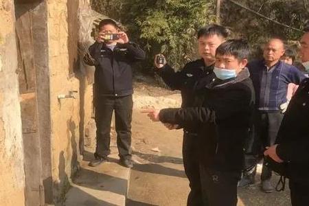 """山村""""黄鼠狼""""屡屡作案 湘乡警方速擒窃贼"""