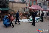 [望春门街道]开展流动摊贩整治行动 共创文明环境