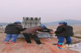 [气象局]实施人工增雨 助力防污消霾