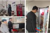 """[翻江镇]开展校园食品安全检查 保障师生""""舌尖上的安全"""""""