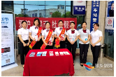 湘乡两家银行联合开展人民币知识宣传活动