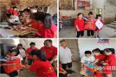 月山镇:志愿者爱心助学 情暖贫困学子