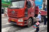 公安局:交警大队深入重点企业开展交通安全大检查