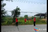 [月山镇]开展新时代文明实践志愿活动 助力人居环境整治
