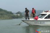 捣毁式清除!湘乡打击非法捕捞执法行动进行中