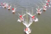 亚洲城娱乐手机登录入口防汛抢险应急演练完整视频来了!