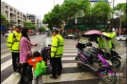 @湘乡人 这个违法加装一个多月拆除1000多把 你的摩托车/电动车合格吗?