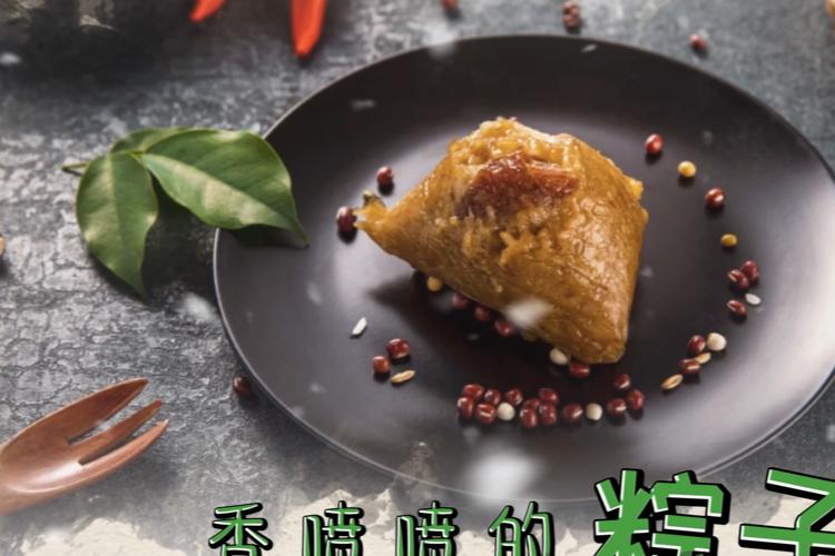 短视频   粽叶飘香 平安如意