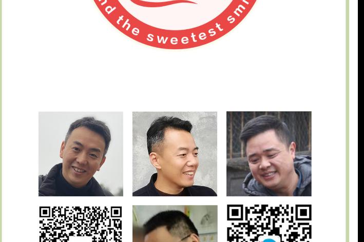 组图|寻找最美笑脸:他们的笑容里有温度·····