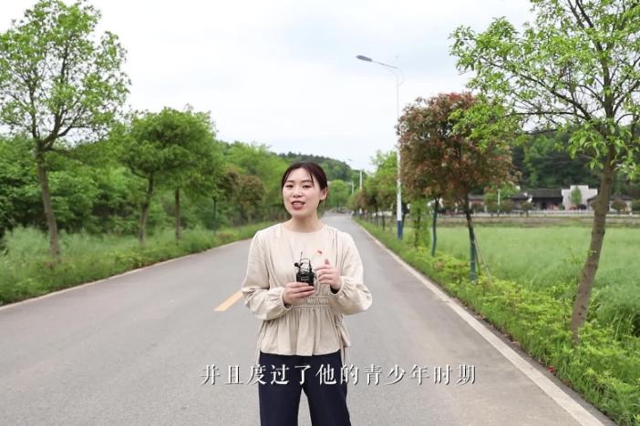打卡湘乡红——陈赓故居