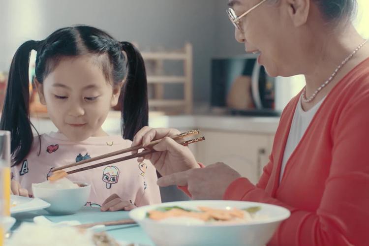 新时代公民道德建设实施纲要主题公益广告——家庭美德篇