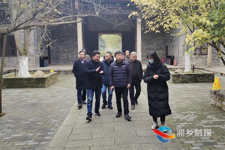 湘乡精品旅游线路重点县建设工作获省验收组好评