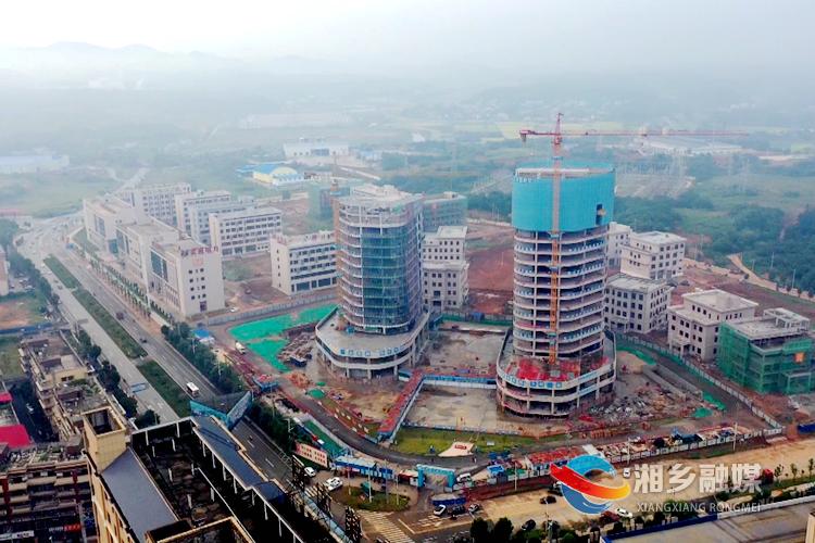 湖南中部电力产业园:政府引导 抱团发展 走出国门