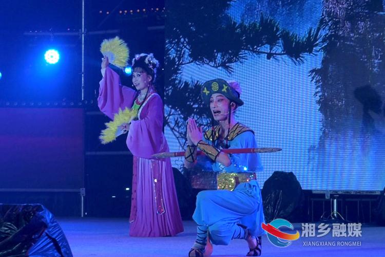 喜迎国庆 | 亚洲城娱乐手机登录入口第三届群众文化艺术节:唱响主旋律 讴歌新时代