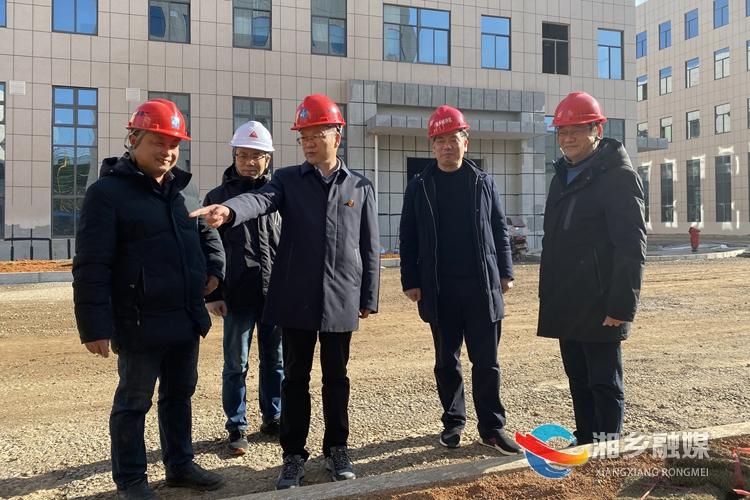 周俊文:高标准打造工业表面处理中心项目