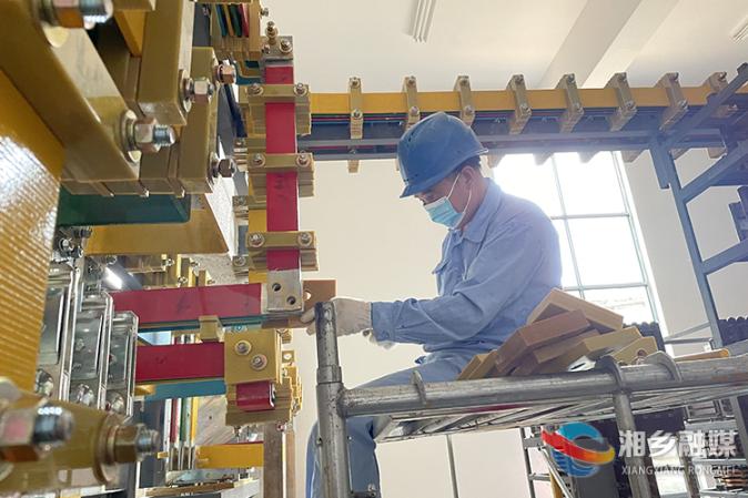 【迈好第一步 项目论英雄】湖南电器检测所:低压实验室将于今年9月中旬试运行