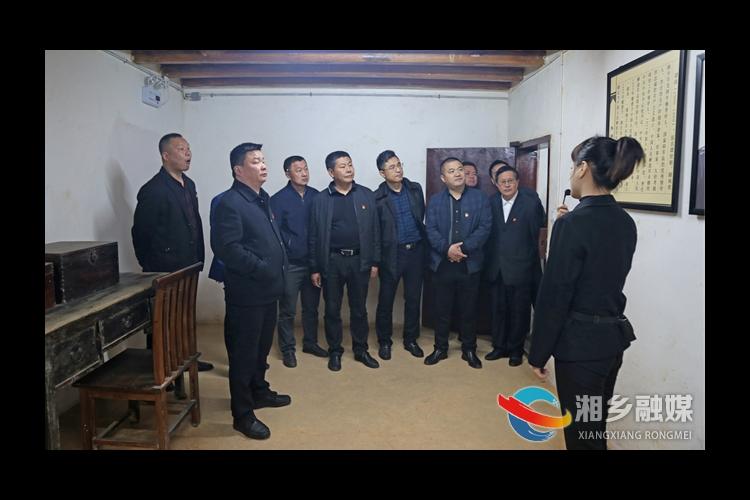 【党史学习教育】[金薮乡]传承红色文化 助力乡村振兴