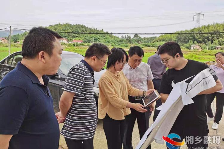湘乡:5.48万亩高标准农田建设项目初步设计方案通过市级评审