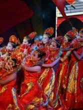 甜美的歌,迷人的舞,祁东群众文化生活丰富多彩!