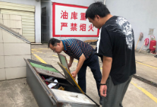 区应急局开展国庆、中秋节前危险化学品安全生产大检查工作
