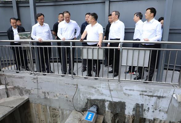 不断提升污水处理能力 持续改善水环境质量