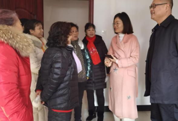 """创关爱老人""""共同之家"""",尚双塘社区居家养老服务中心揭牌运营"""