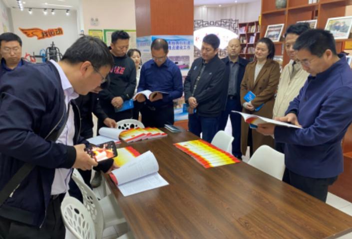 郑州惠济区人大考察组来长沙天心区考察学习