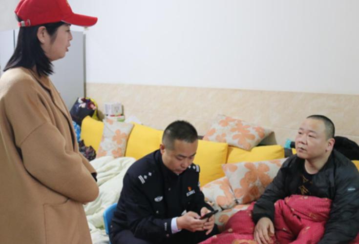 """学党史,办实事,金桂社区送""""暖""""上门"""