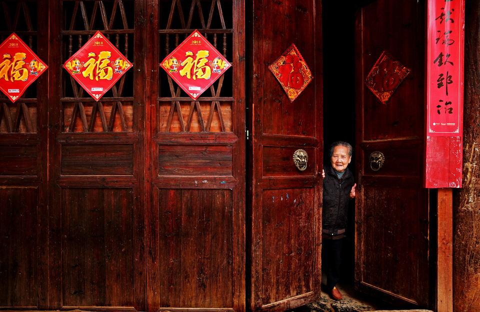 陈红光 打开幸福门