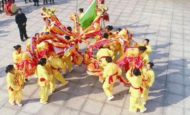 第五十期:龙舞宁乡