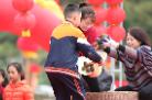 衡南硫市:板栗文化节 欢歌庆丰收