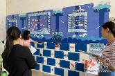 双牌打鼓坪乡中心幼儿园 举行第一届班级主题环创比赛