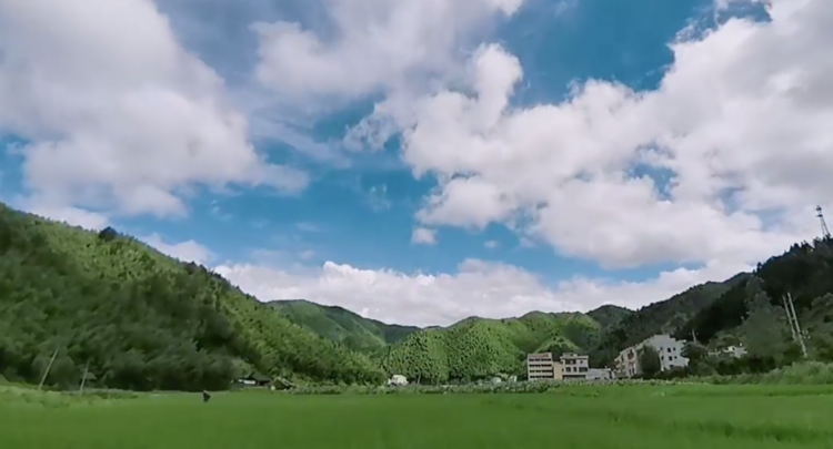 视频丨看天空作画 双牌阳明山初夏唯美延时摄影