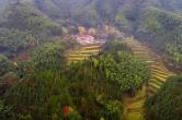 双牌绞车庙——换个角度照做,看看这个美丽宁静的小村庄