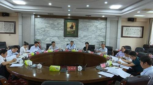 唐杰主持召开市委常委会2020年第12次会议