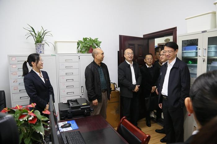 武陵源区:开展政协委员走进区纪委监委活动