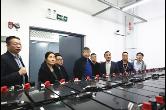 中國工程院院士江億到資興調研東江湖大數據產業