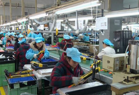 """资兴:外贸企业赶订单 出口贸易迎来""""开门红"""""""
